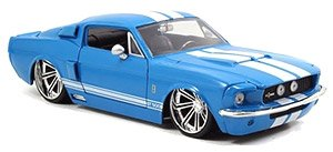 1967 FORD/Shelby GT-5oo Blue (ミニカー)