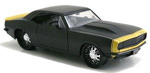 1967 Chevy Camaro Primerblack (ミニカー)