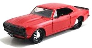1967 Chevy Camaro RED (ミニカー)