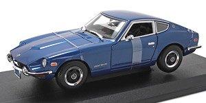 ダットサン 240Z 1970 (メタリックブルー) (ミニカー)
