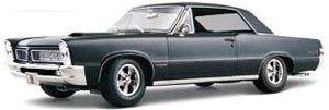 1965 ポンティアック GTO HURST EDITION (ブラック) (ミニカー)