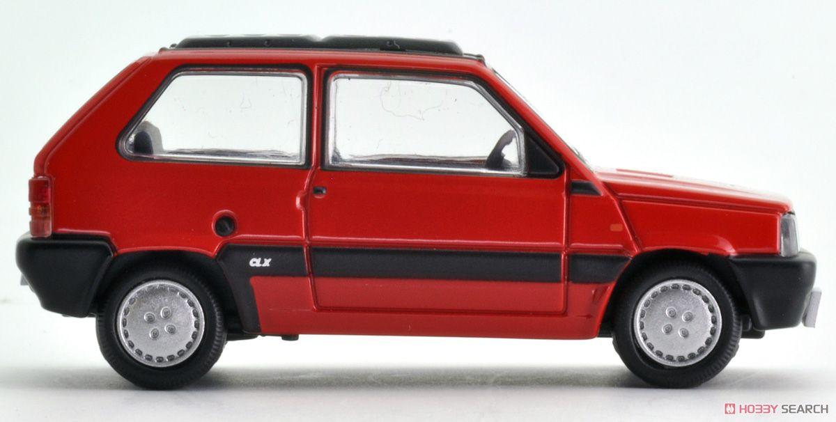 LV-N131b フィアット パンダ CLX (赤) (ミニカー)