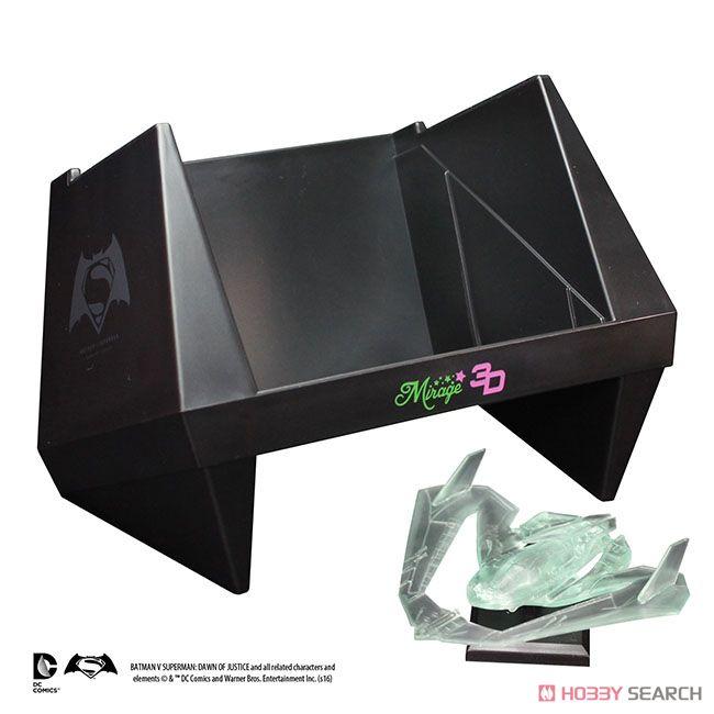 バットマン vs スーパーマン ジャスティスの誕生 3D Holo ボックス バットウイングセット (完成品)