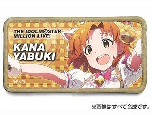 アイドルマスターミリオンライブ!矢吹可奈 脱着式フルカラーワッペン (キャラクターグッズ)