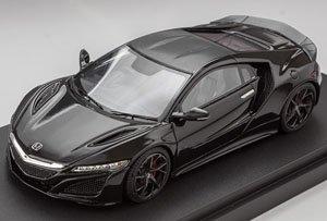 ホンダ NSX (メーカーオプション搭載車) ブラック (ミニカー)