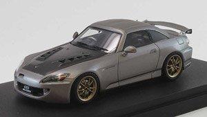 S2000 無限 (AP1) シルバーストーンメタリック (ミニカー)