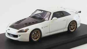 S2000 無限 (AP1) グランプリ ホワイト (ミニカー)