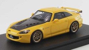 S2000 無限 (AP1) ニューインディー イエローパール (ミニカー)