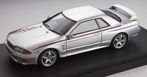 ニッサン スカイライン GT-R (R32 ニスモ S-Tune) シルバー (ミニカー)