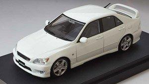 トヨタ アルテッツァ RS 200 (スポーツバージョン) スーパーホワイトII (ミニカー)