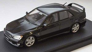 トヨタ アルテッツァ RS 200 (スポーツバージョン) ブラック (ミニカー)