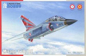 仏・ダッソー・ミラージュF.1B複座戦闘機 (プラモデル)