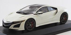 Honda NSX 2016 ホワイト (ミニカー)