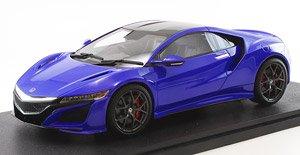 Honda NSX 2016 ブルー (ミニカー)