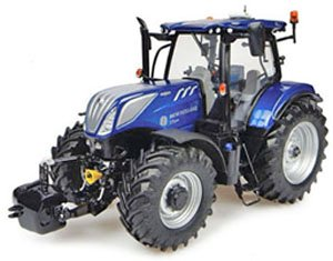 New Holland T7.225 `Blue Power` 2016 (ミニカー)
