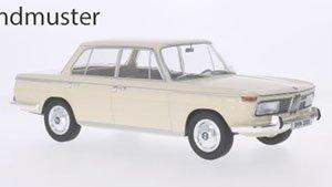 BMW 2000 ti 1966 ベージュ (ミニカー)