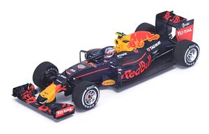 Red Bull RB12 Tag Heuer No.33 Winner Spanish GP 2016 Max Verstappen (ミニカー)