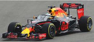 Red Bull RB12 Tag Heuer No.3 Russian GP Test 2016 Daniel Ricciardo (ミニカー)
