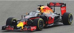Red Bull RB12 Tag Heuer No.3 Russian GP Test 2016 Daniel Ricciardo (ミニカー)