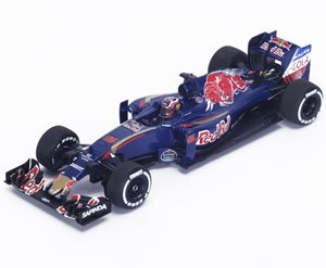 Scuderia Toro Rosso STR11 No.26 10th Spanish GP 2016 Daniil Kvyat (ミニカー)