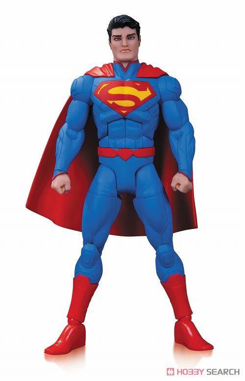 DCコミックス デザイナー/ グレッグ・カプロ シリーズ: スーパーマン 6インチ アクションフィギュア (完成品)