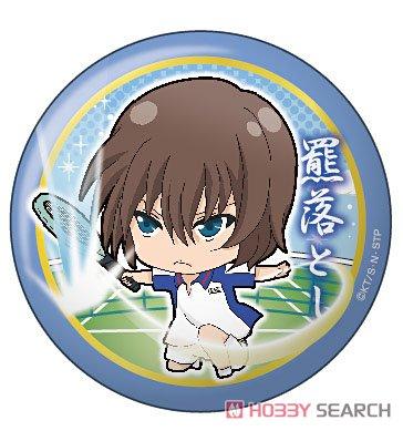 新テニスの王子様 とじコレ 缶バッジVol.1 10個セット (キャラクターグッズ)