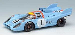 ポルシェ 917K `Gulf Racing - John Wyer Automotive` ルマン 24h テストデー 1971 No.18 (ミニカー)