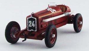 アルファロメオ P3 モナコグランプリ 1932 B.BORACCHINI (ミニカー)