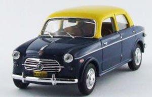 フィアット 1100 TV インド ムンバイタクシー (ミニカー)
