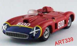 フェラーリ 290 MM ミッレミリア 1956 #600 J.M.FANGIO (ミニカー)