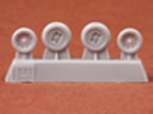 フォランドナット T.1用 ホイール (エアフィックス用) (プラモデル)