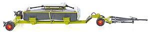 クラース ダイレクト ディスク 520 カッティングユニット台車付属 (ミニカー)