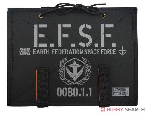 機動戦士ガンダム 地球連邦軍終戦記念脱着式ワッペンブック (キャラクターグッズ)