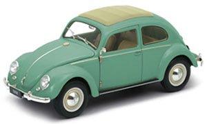 VW クラシック ビートル (グリーン) (ミニカー)