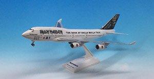 アイアン・メイデン 特別塗装機 747-400 (完成品)
