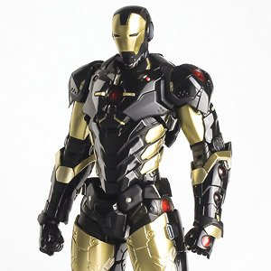 RE:EDIT IRON MAN #06 MARVEL NOW! ver. BLACK×GOLD `subject to final licensor`s approval` (完成品)