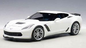 シボレー コルベット (C7) Z06 (ホワイト)