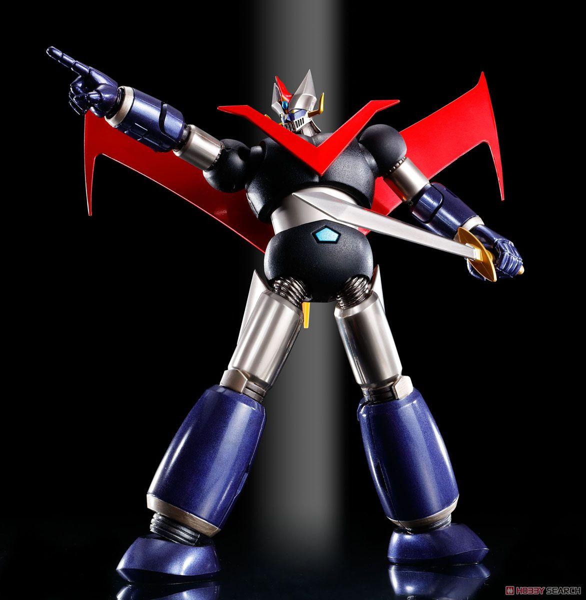 スーパーロボット超合金 グレートマジンガー ~鉄(くろがね)仕上げ~ (完成品)
