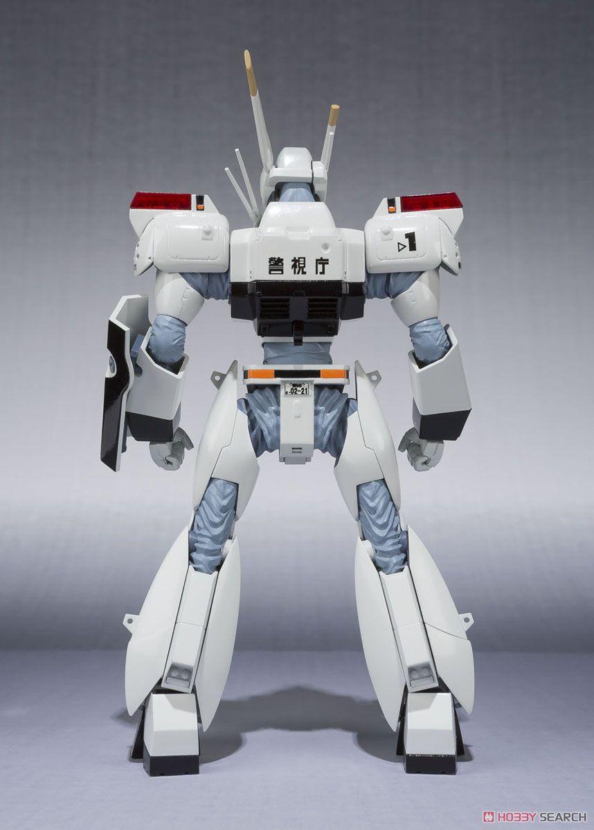 ROBOT魂 < SIDE LABOR > イングラム1号機 (完成品)