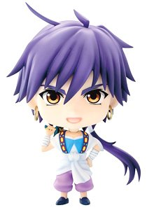 Fmunu 003 [Magi: Adventure of Sinbad] Sinbad (Fashion Doll)
