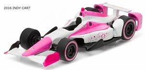 1/64 INDYCAR 2016 佐藤琢磨 (Hendlixmotorsports) (ミニカー)