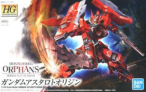 Gundam Astaroth Origin (HG) (Gundam Model Kits)
