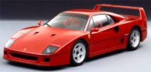 フェラーリ F40 ストラダーレ レッド (ミニカー)