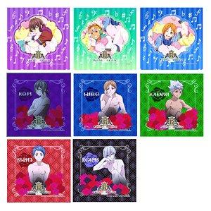 KING OF PRISM by PrettyRhythm トレーディングマイクロファイバーミニタオル Vol.2 8個セット (キャラクターグッズ)