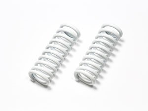 GF-01/WR-02 Bumper Spring (2 Pieces) (White) (RC Model)