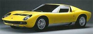 ランボルギーニ ミウラ P400 SV ジュネーブモーターショー 1971 (ミニカー)