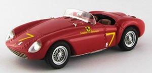 フェラーリ 500 モンディアル サンタバーバラ 1955 #7 B.Kelsey シャシー No.0448 (ミニカー)