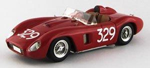 フェラーリ 500TR ジロ・デ・イタリア 1957 #329 G.Munaron シャシー No.0608 (ミニカー)