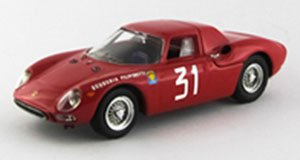 フェラーリ 250 LM モンツァ 1964 #31 Nino Vaccarella 優勝