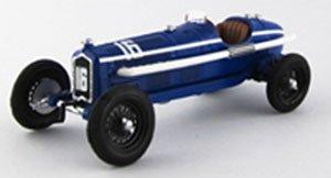 アルファロメオ P3 - Vグランプリ・デ・モナコ 1933 - L.Chiron #16 (ミニカー)